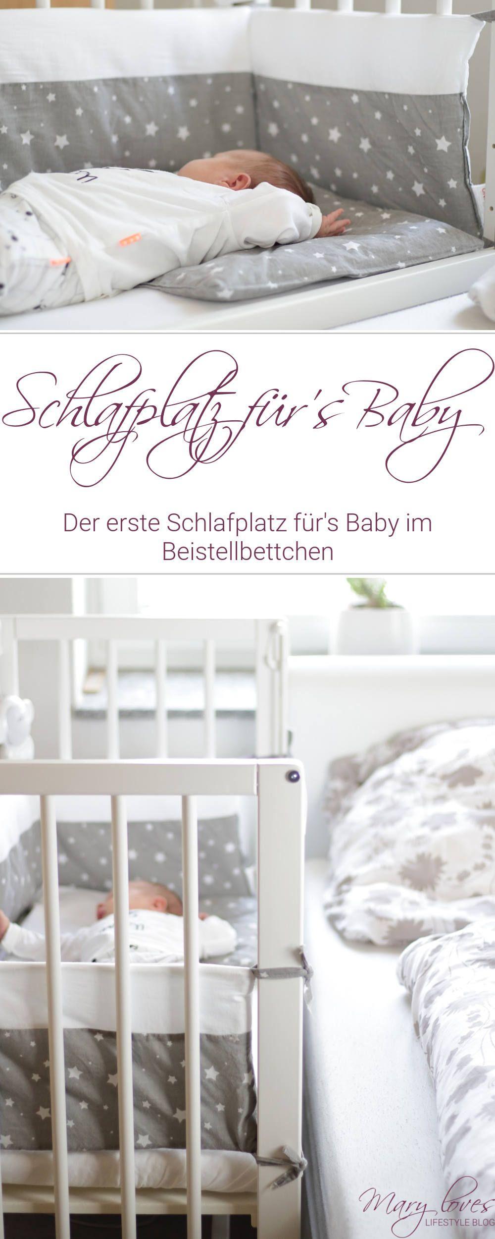Der erste Schlafplatz für's Baby im Little World
