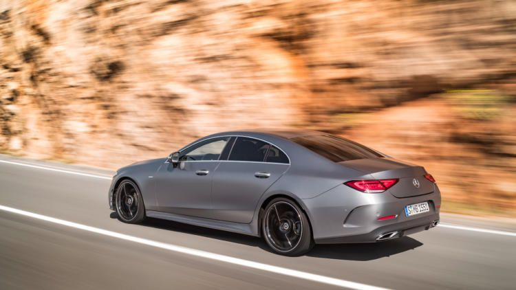 The New Cls Third Generation Of The Original With Images