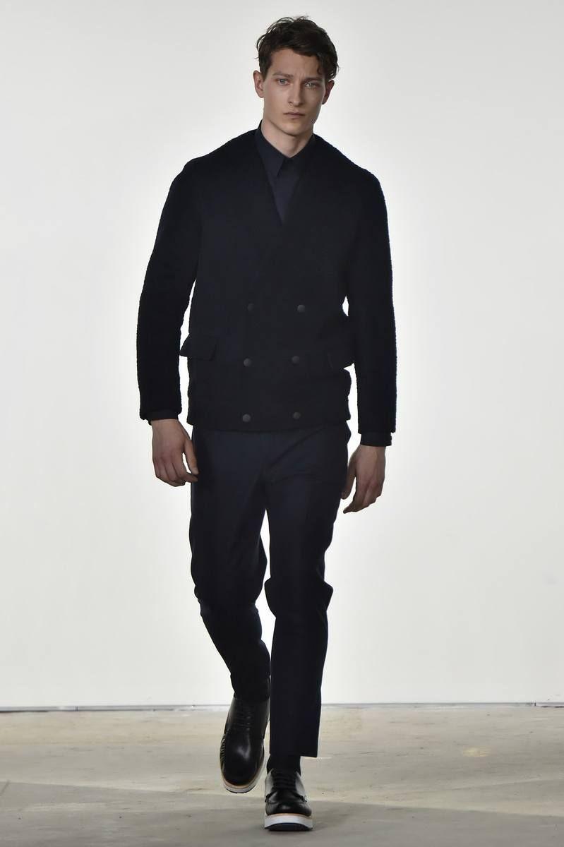 Carlos Campos Fall/Winter 2016/17 - New York Fashion Week Men's
