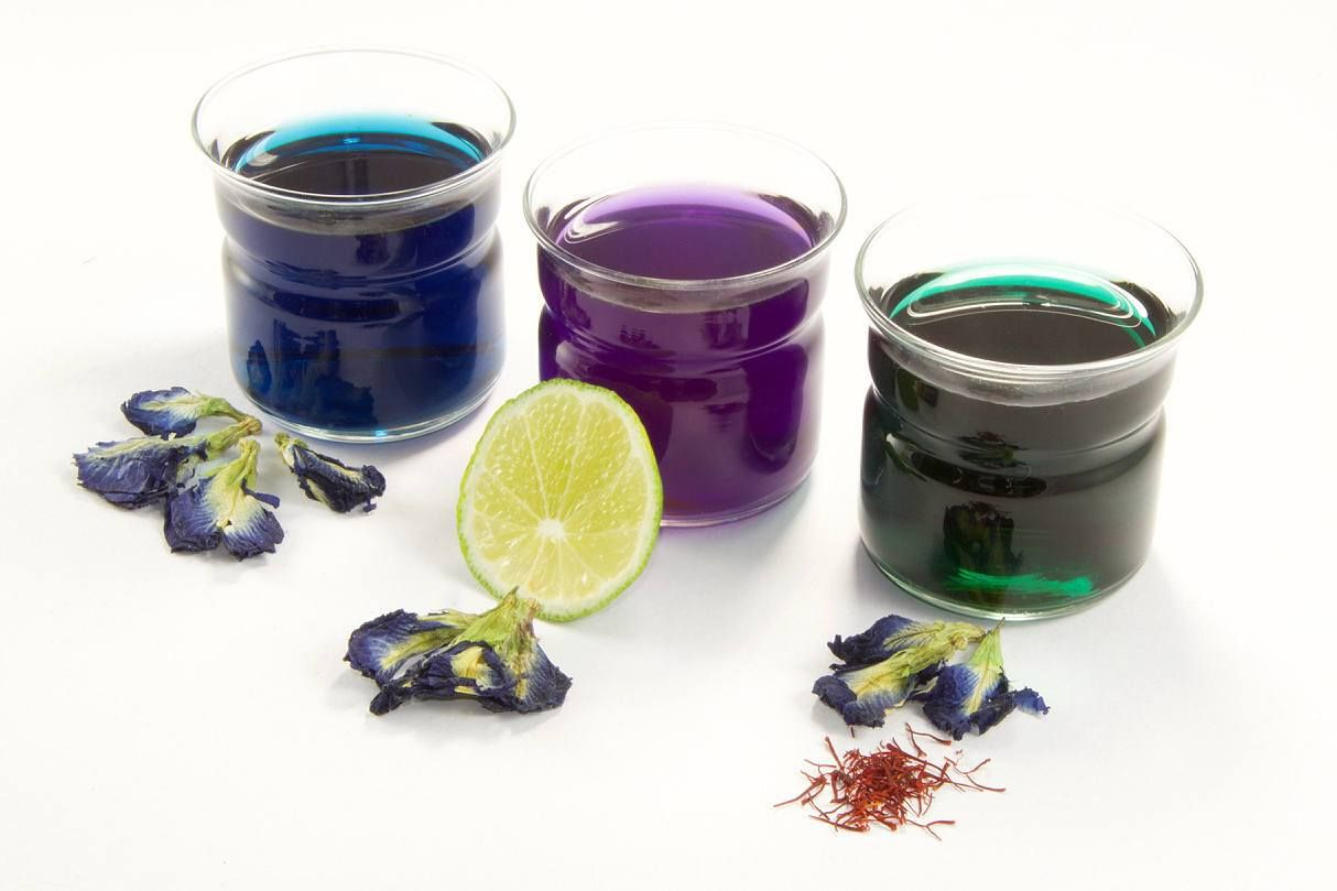 Butterfly pea flower tea are the benefits as good as the