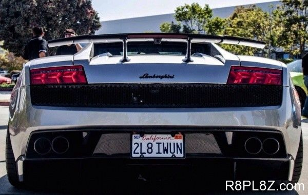 Attractive Badass Plates « Rate Funny License Plates And Cool Vanity Plate .
