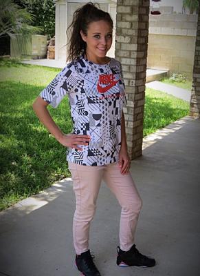 Jinger Duggar Vuolo is stylin' in her new Air Jordans  | Duggar Kids