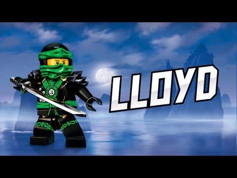 Lego Ninjago Meet Lloyd Fan Made Lego Ninjago Ninjago Lego Pictures