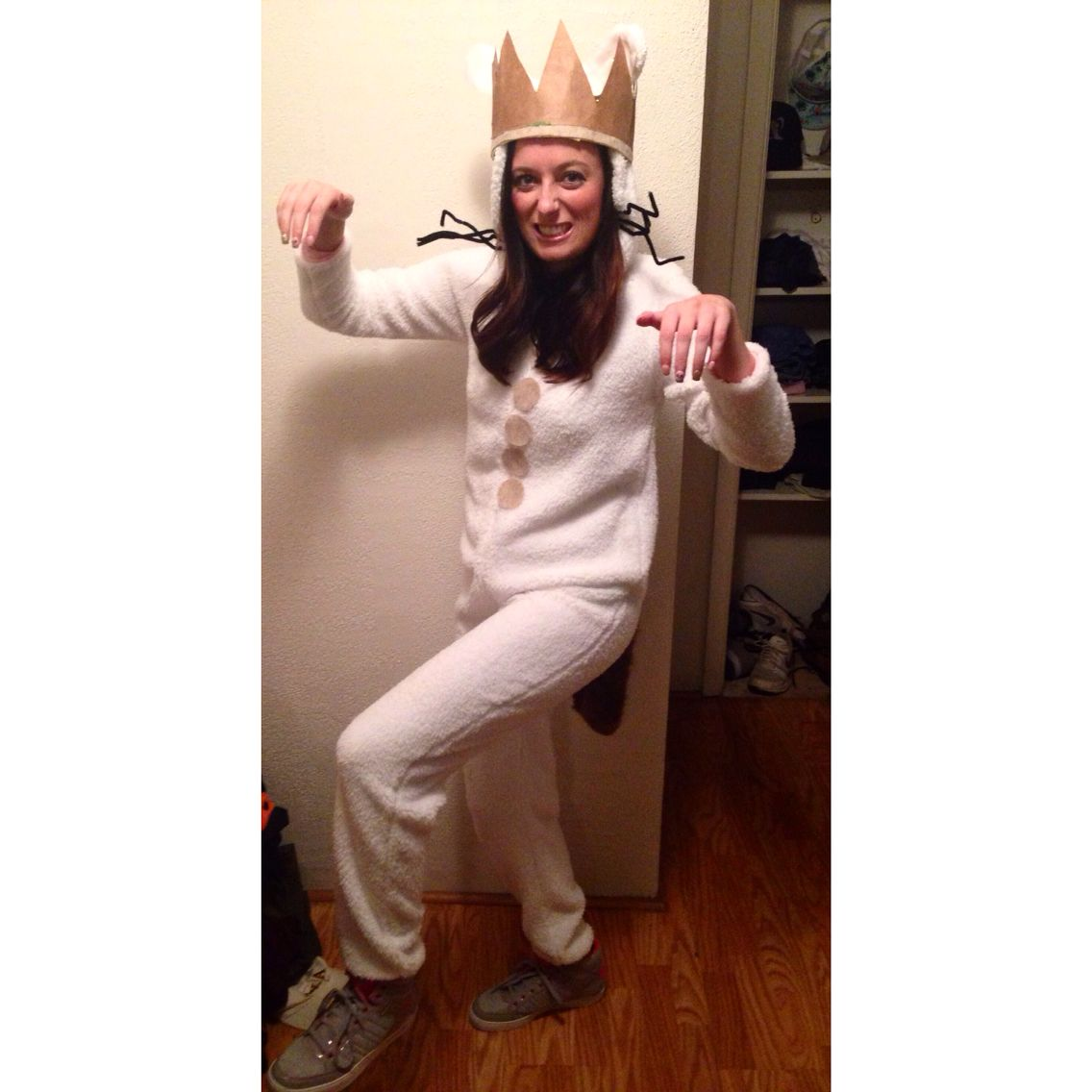 Where the Wild Things are Halloween costume!