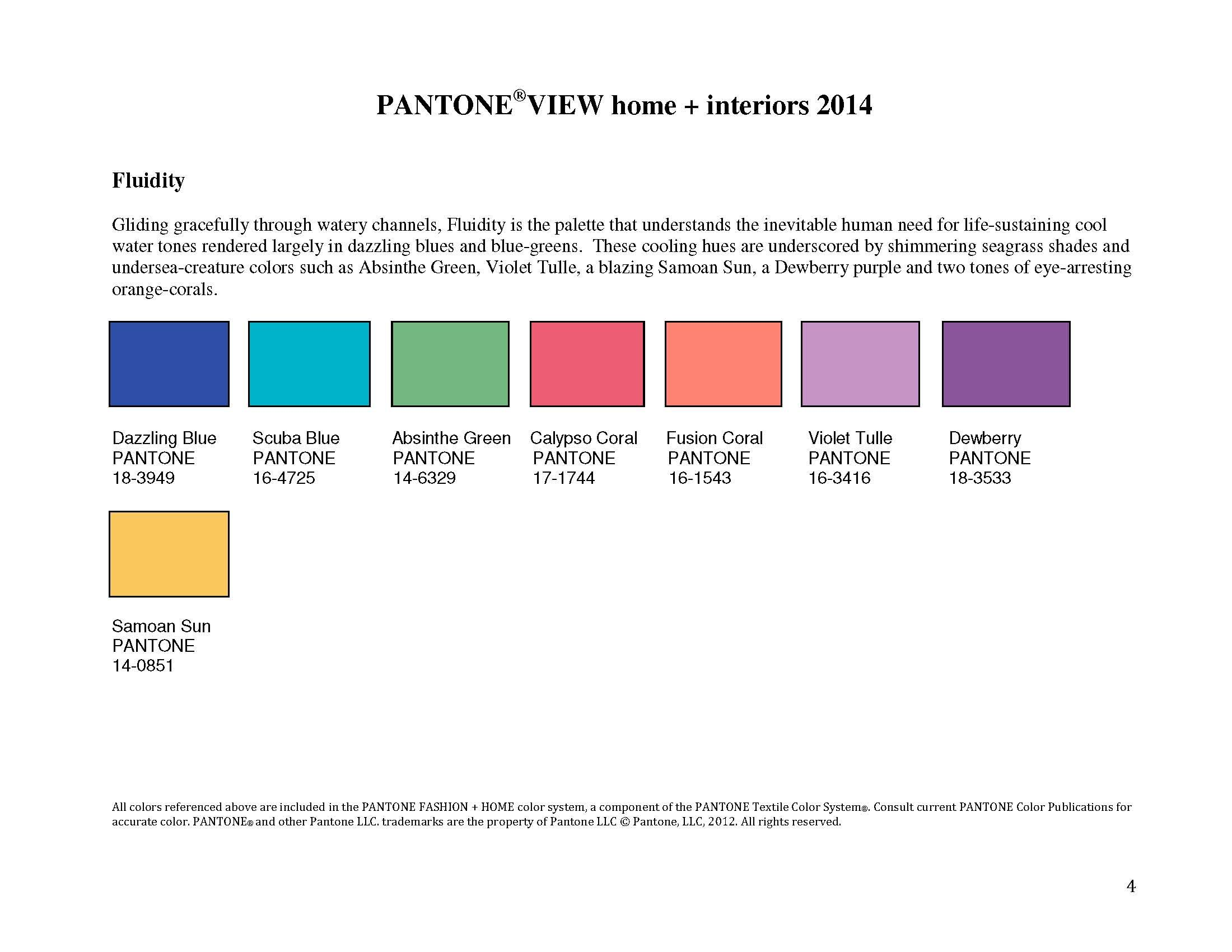 color trends 2014 home interiors | pantoneview_home___