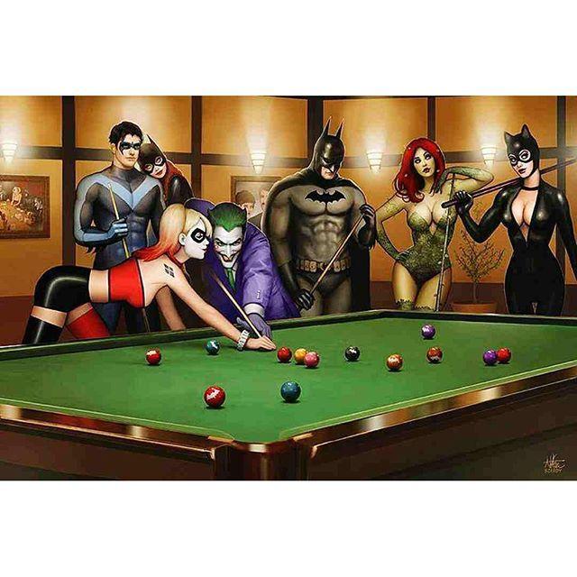 joker harleyquinn dccomics batman on Instagram