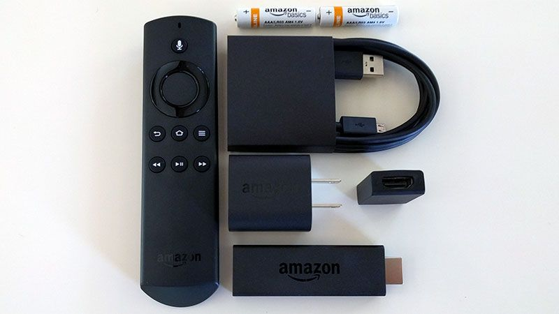 Jailbroken Fire TV Stick with Voice Remote Fire tv stick