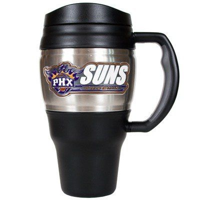 NBA Phoenix Suns 20Ounce Travel Mug ** This is an Amazon Affiliate link. Details can be found by clicking on the image.
