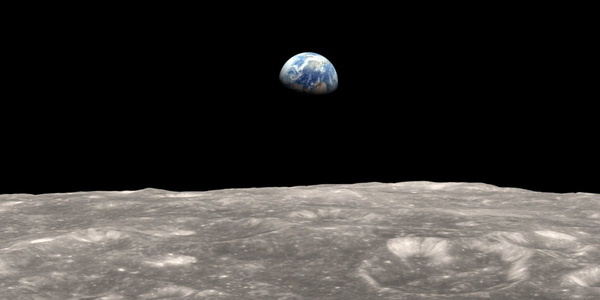 Earth's companion may have formed within 60 million years after the birth  of the solar system, setting the stage for an earlier evolution of life.
