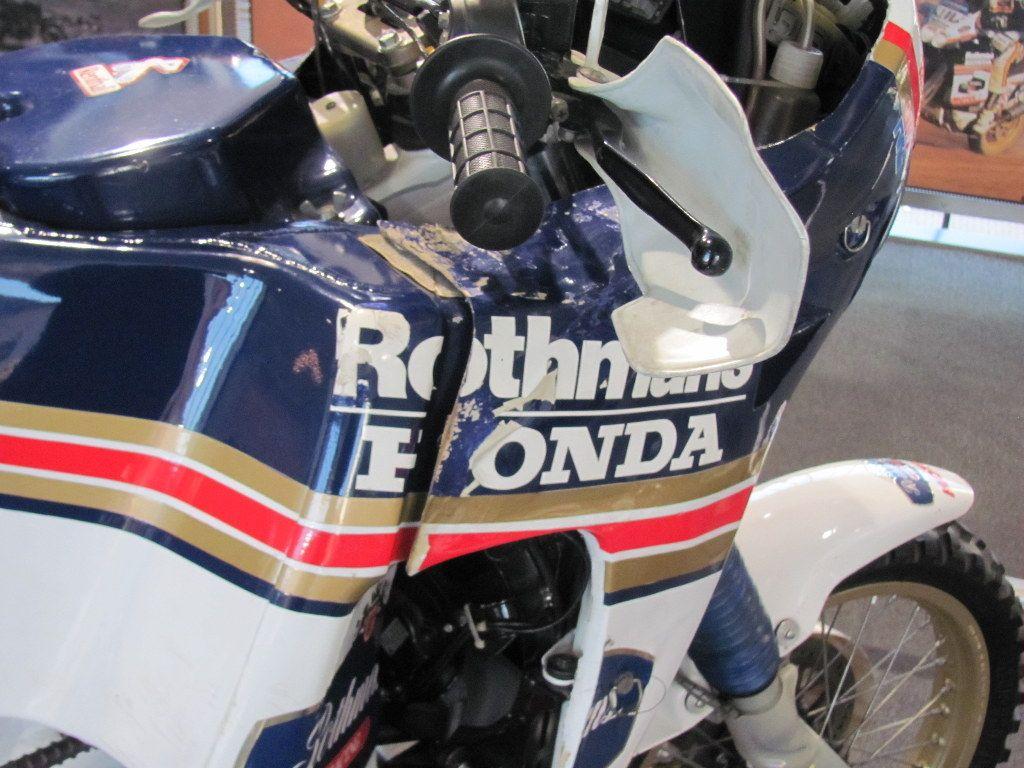Honda Nxr750 Honda Nxr750 Dakar 1989 Dakar On The
