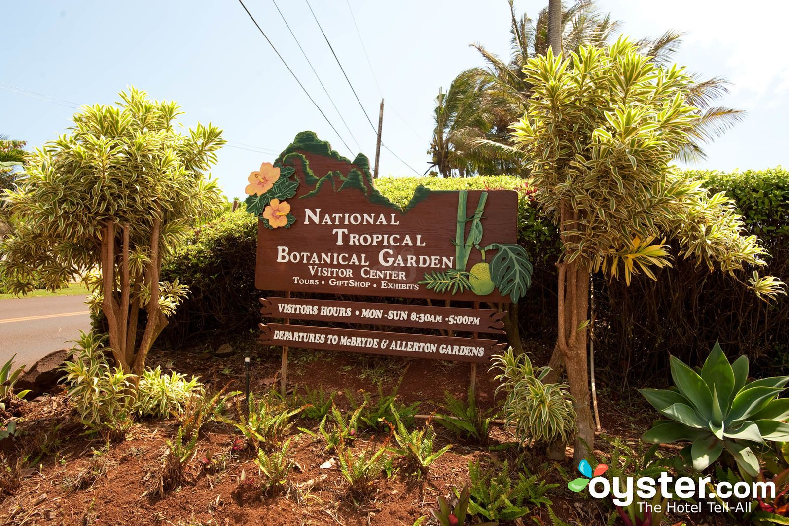 Best In Botanical Garden Kauai National Tropical Botanical