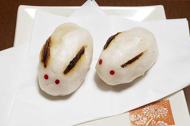 名月のお供えに「ウサギじょうよまんじゅう」 | 丸ごと小泉武夫 食マガジン