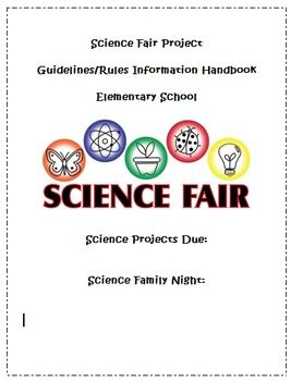Science Fair Project Step-by-Step Teacher/Student/Parent