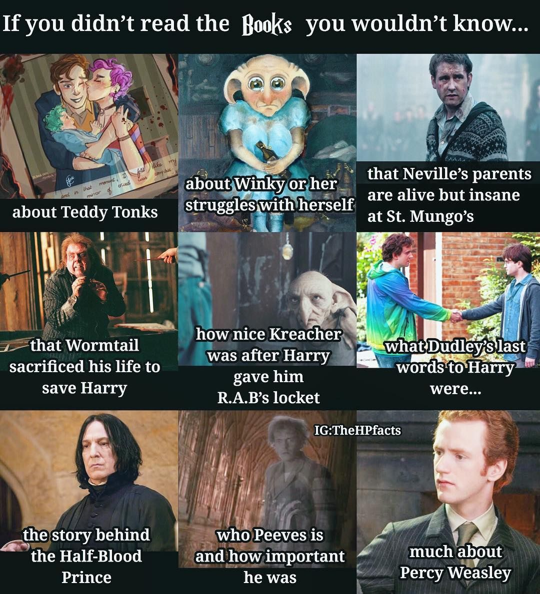 And Many More Tag A Potterhead Harry Potter Facts Harry Potter Funny Harry Potter Universal