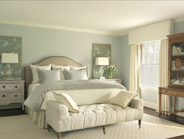 Bedroom Paint Colors Benjamin Moore benjamin moore paint color. benjamin moore whitestone 2134-60