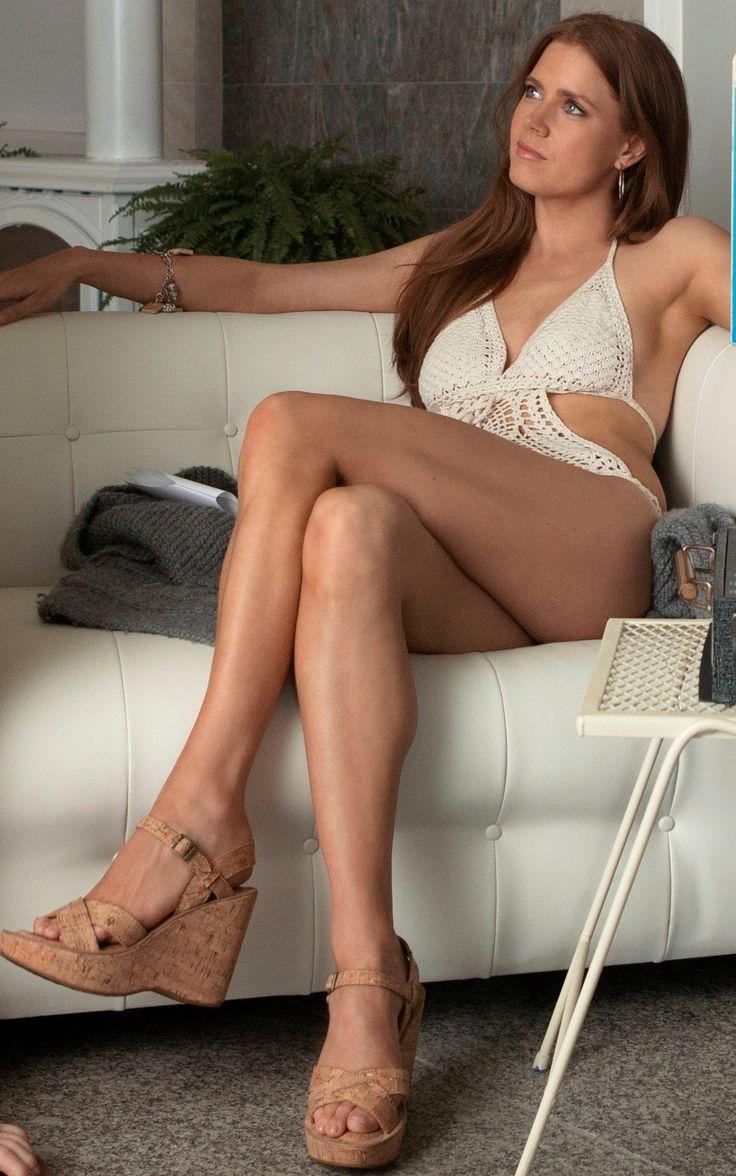 Foto De Amy Adams Desnuda Sus Globos De Oro En La Gran