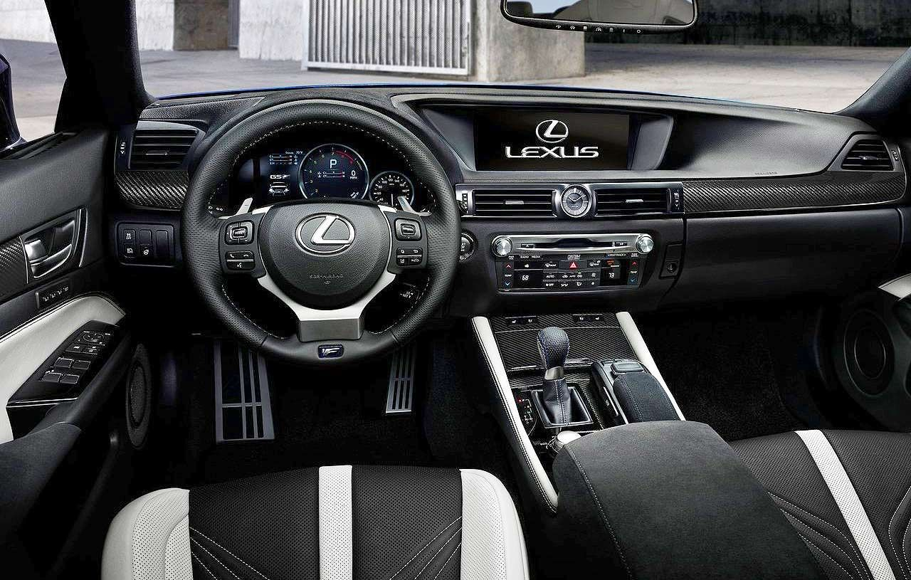2019 Lexus Gs Concept Interior And Exterior