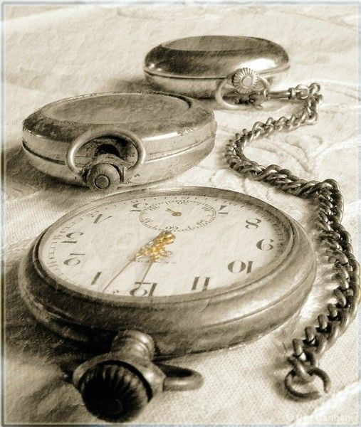 Old clocks :) neat-old-things