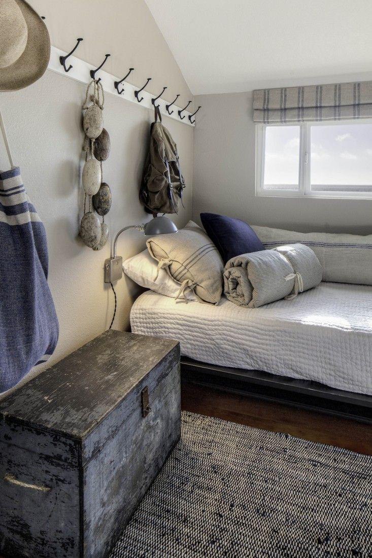 Une chambre d\'inspiration marine   Bord de mer et ambiance bois ...