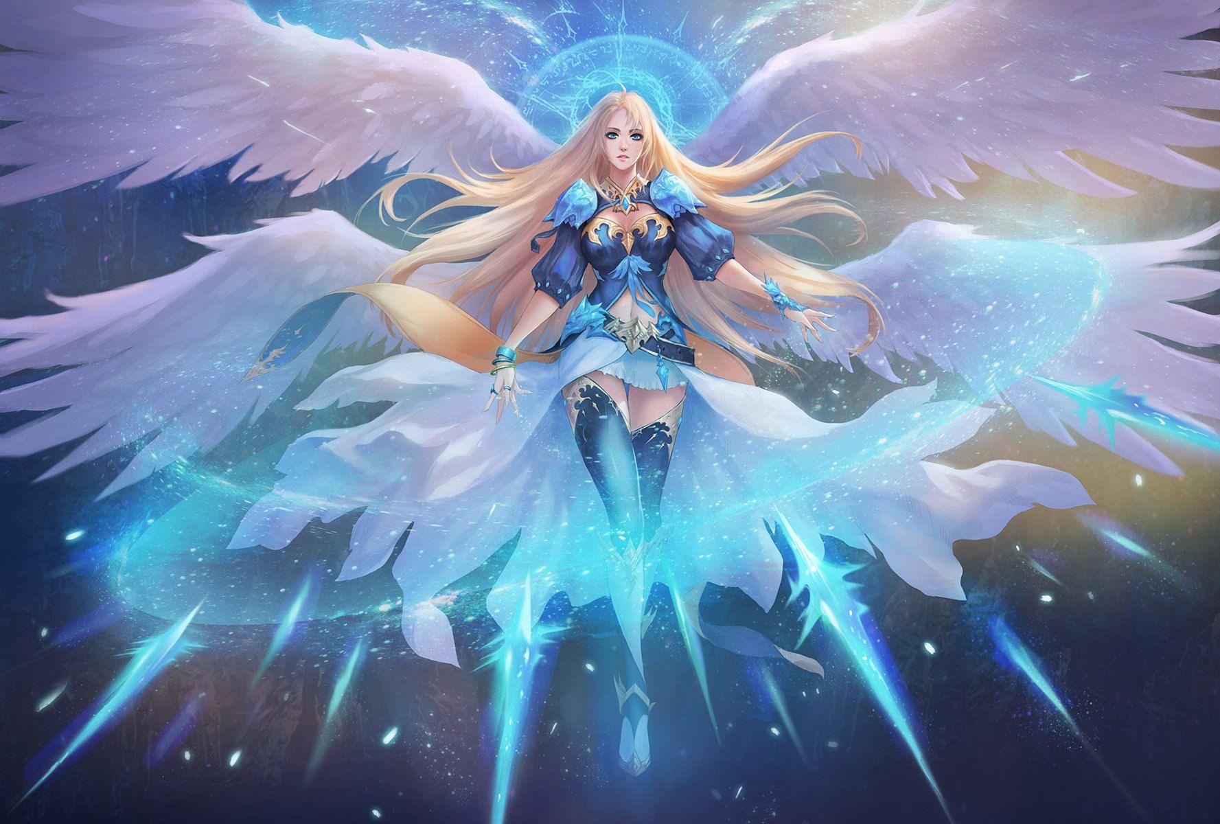 картинки ангел и лед разделить