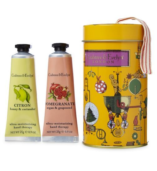 Crabtree And Evelyn Hand Therapy Citron And Pomegranate Ornament