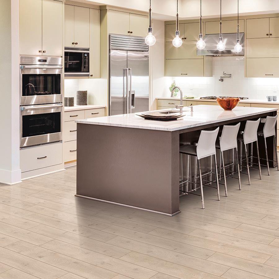 Pergo modern oak Vinyl plank flooring, Luxury vinyl