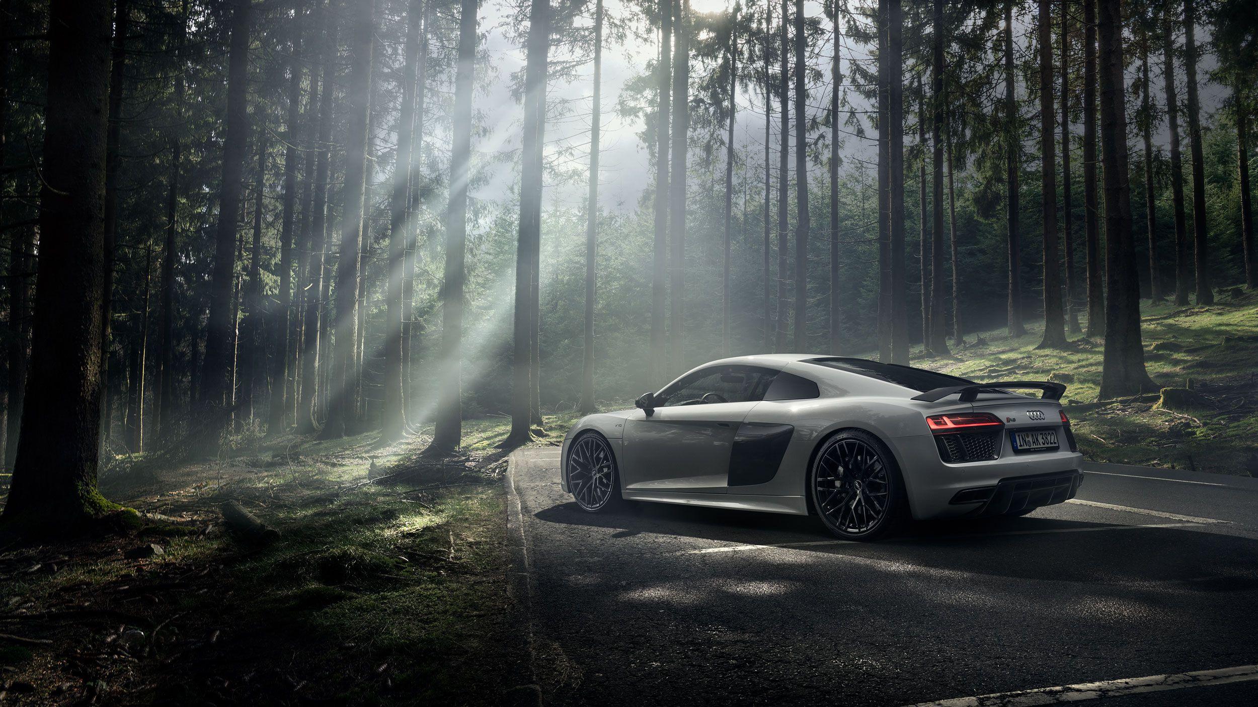 Frederic Schlosser Photography Audi R8 V10 Plus Audi R8 V10