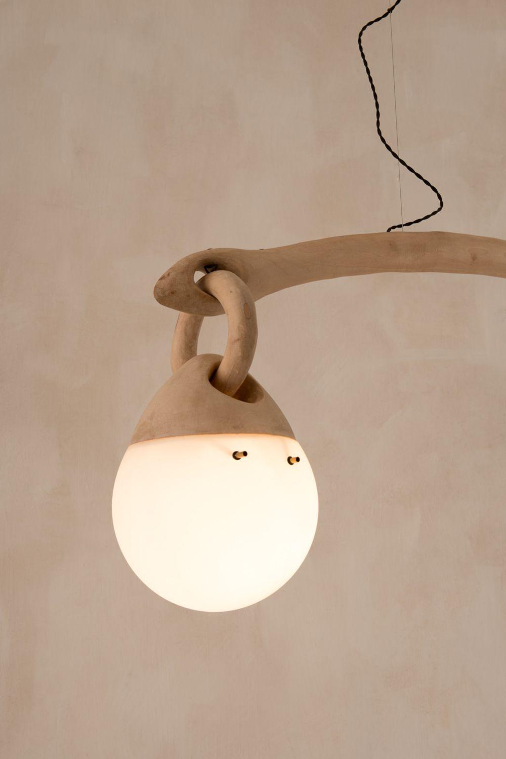 Archimede 2 Detail Lighting Lamp Design