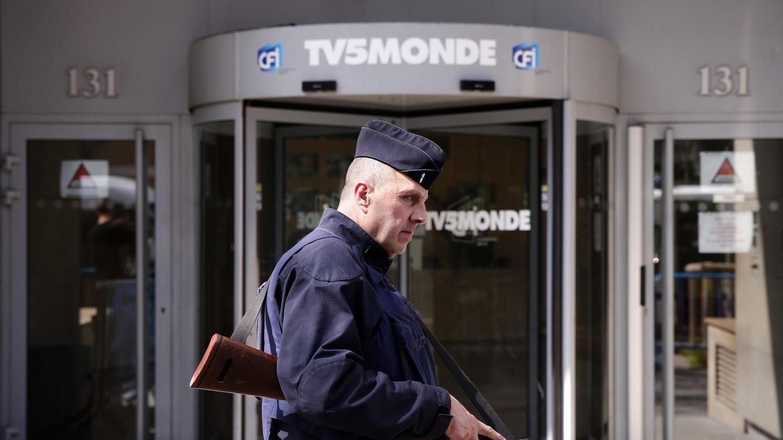 20161214 Le signal de TV5 Monde coupé pendant plusieurs heures en RDC