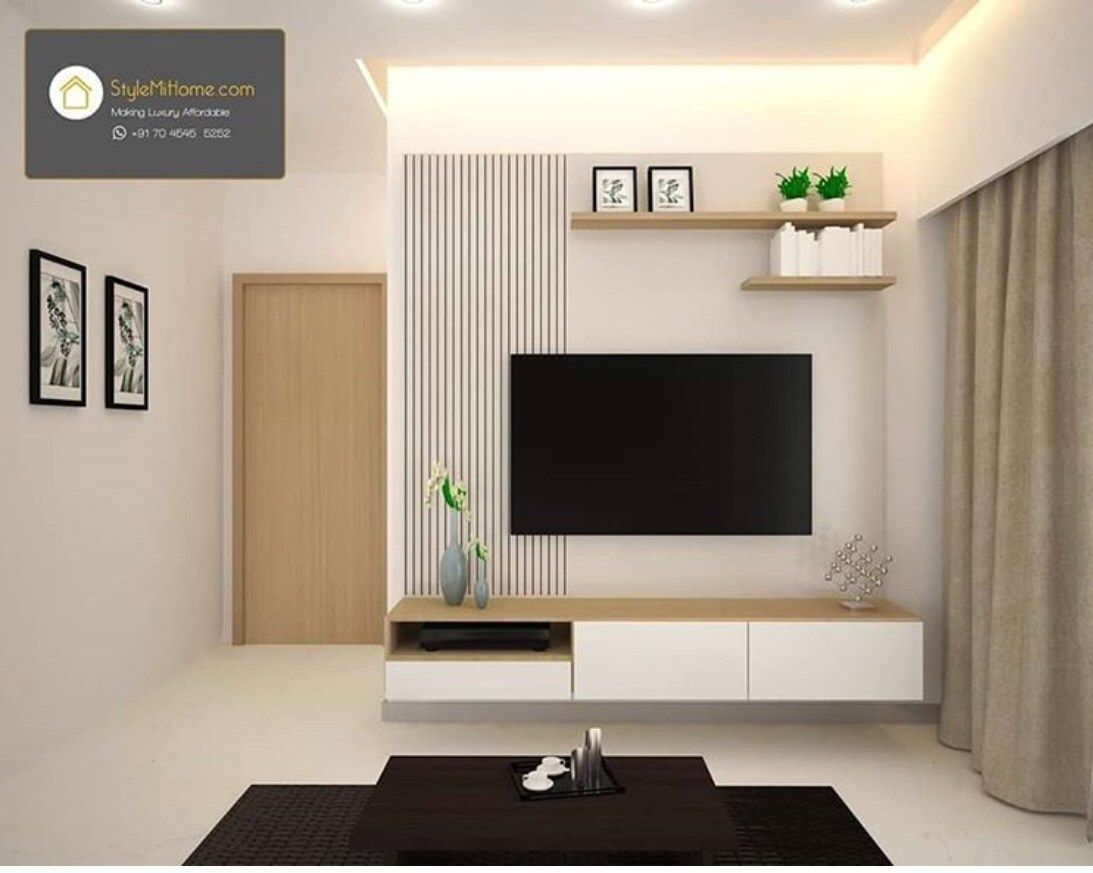 30 Amazing Tv Unit Design Ideas For Your Living Room The Wonder Cottage Amazing Cottage In 2020 Living Room Tv Unit Designs Tv Room Design Small Living Room Design