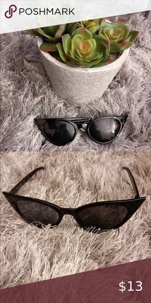 f5585f91726e ... this listing on Poshmark  Vintage Style Cat Eye Sunglasses.   shopmycloset  poshmark  fashion  shopping  style  forsale   PrettyLittleThing  Accessories