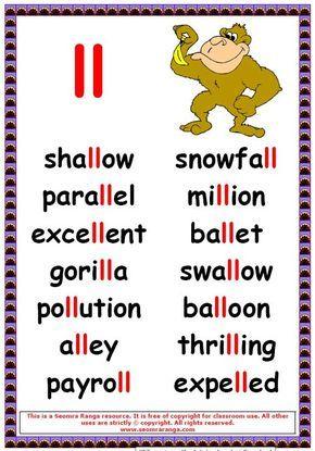 Pp Phonics Words