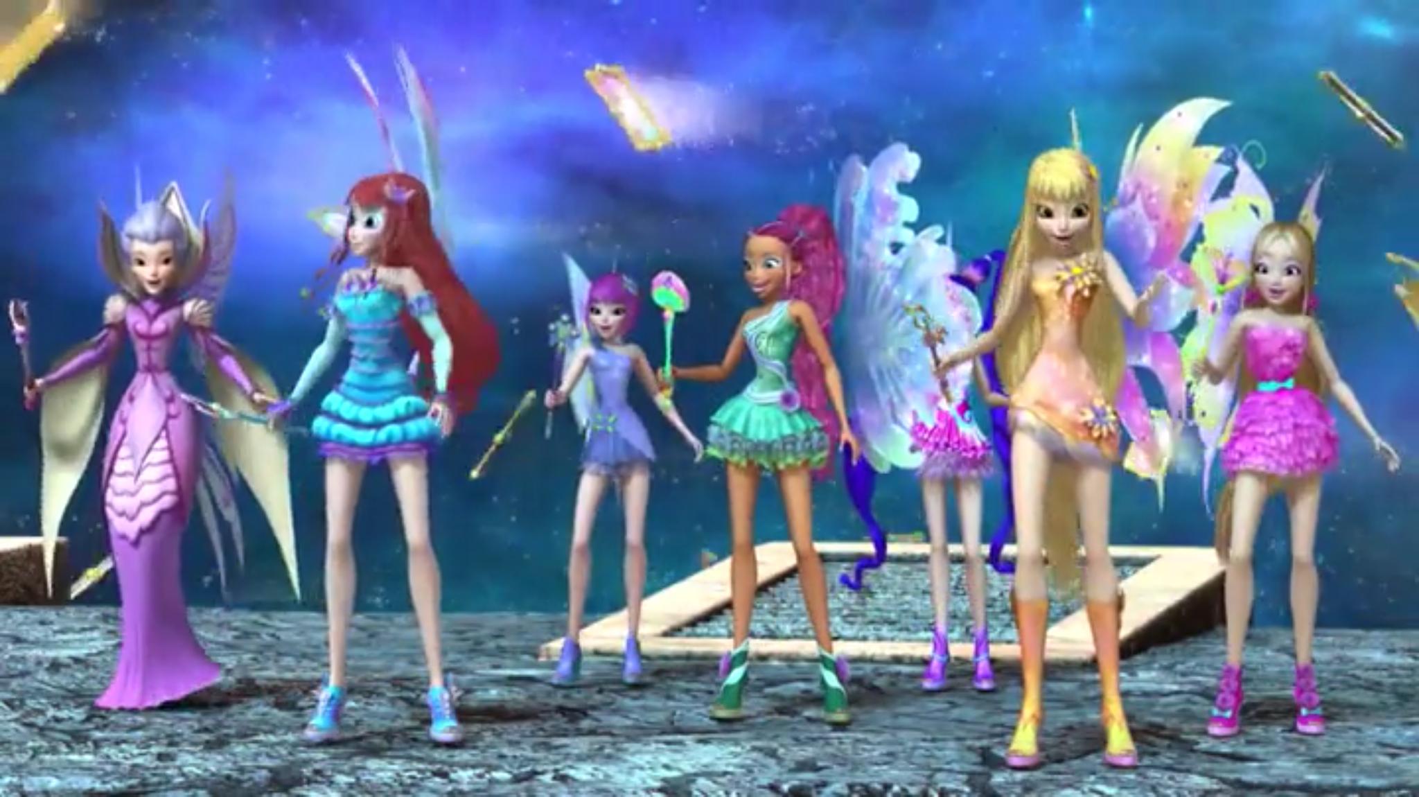 The Fairies in Mythix