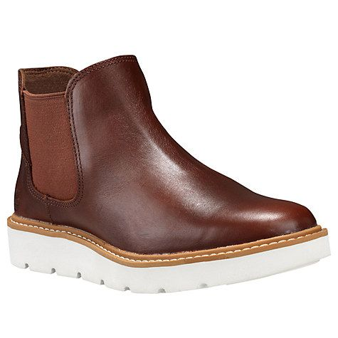 Timberland Kenniston Chelsea Ankle Boots Color: Brown