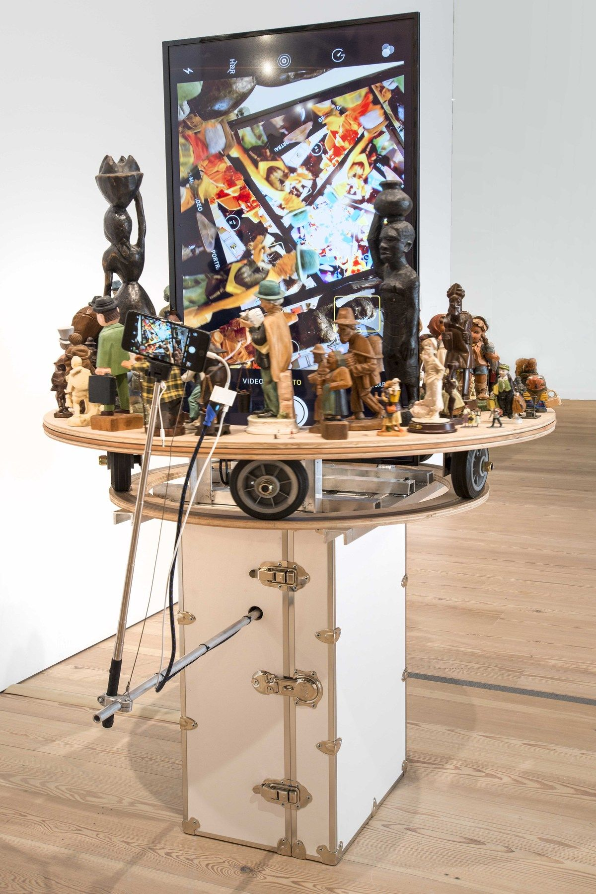John kessler exodus whitney museum contemporary art
