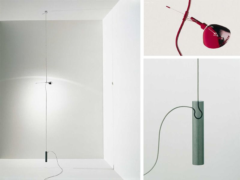 21x Bureaulamp Inspiratie : Hanglamp hot achille. ingo maurer en team interior pinterest