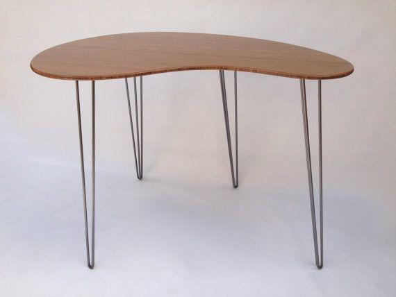 60 Standing Desk Mid Century Modern 43 By Studio1212furniture