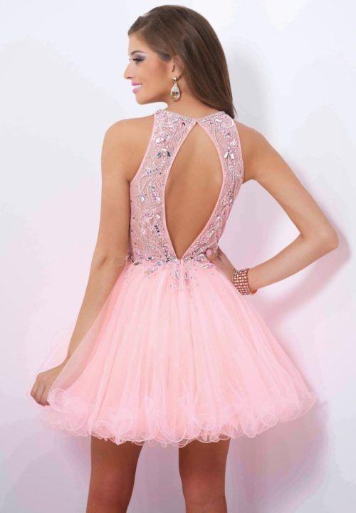 Resultado de imagen para vestidos de 15 cortos | Mis 15 | Pinterest