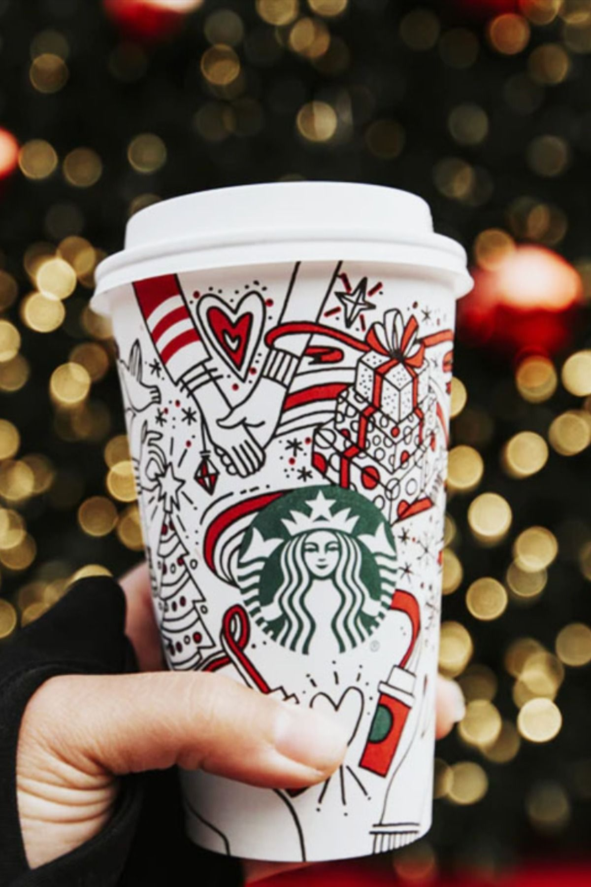 Starbucks Is Giving Out Free Drinks On All Thursdays In December