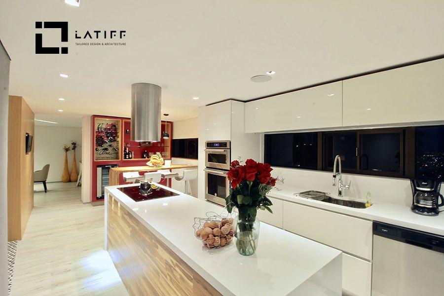 LATIFF Tailored Design  Architecture Remodelación de cocinas y - remodelacion de cocinas