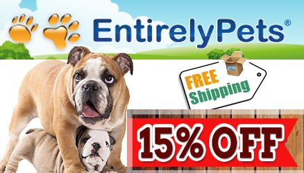 Entirely pets free shipping option has increased their