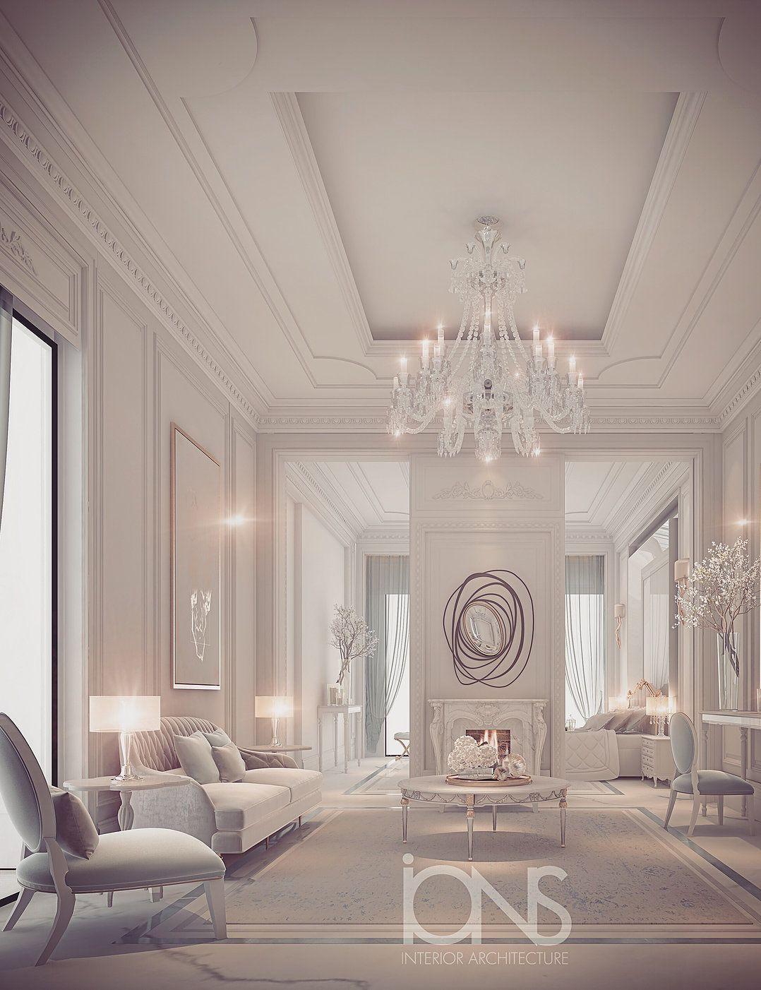 Luxurious Living Room Designs: Luxury Lounge Design Concept
