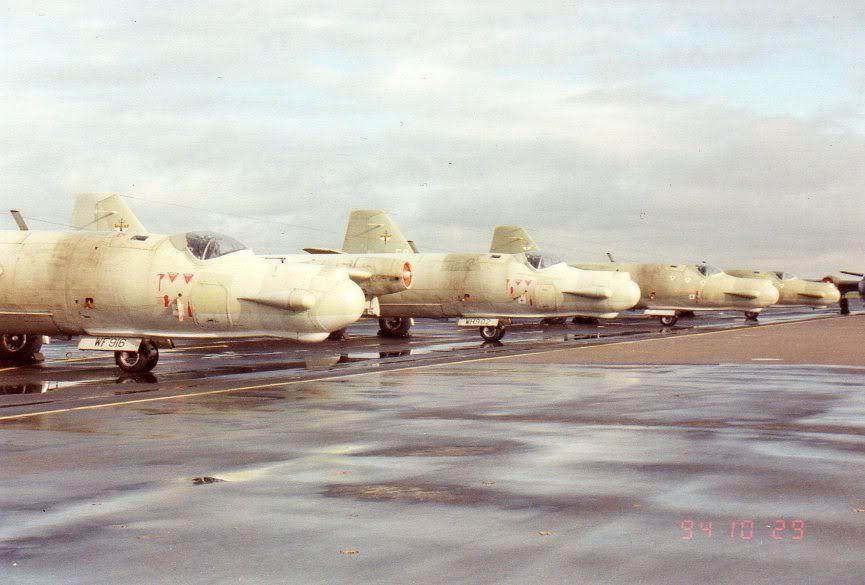 360 squadron raf last line up 29th october 1994 360. Black Bedroom Furniture Sets. Home Design Ideas