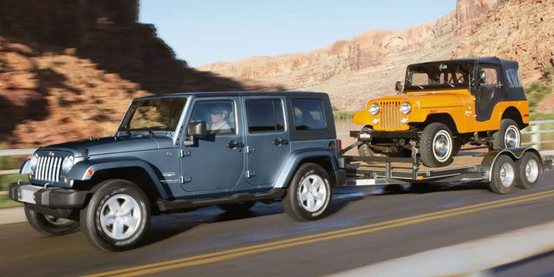 Towing Capacity Jeep Wrangler Jeep Jeep Wrangler Towing