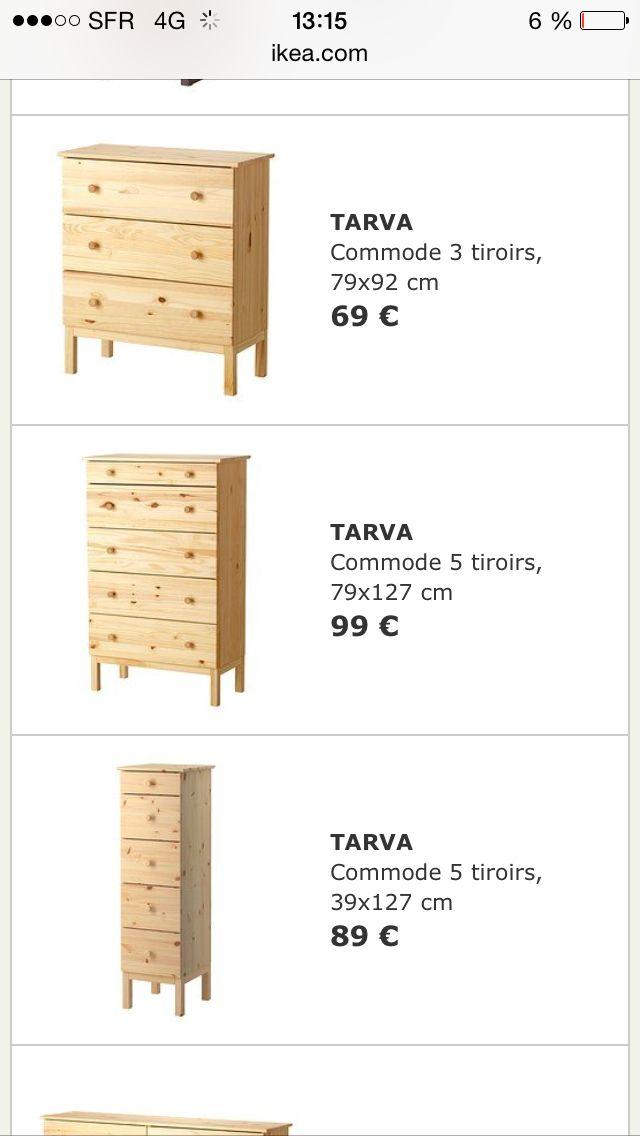 Commodes A Peindre Ikea Commode Commode 5 Tiroirs Mobilier De Salon
