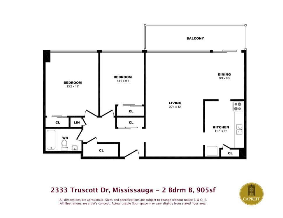 Apartments For Rent Mississauga Park Royal Village Apartments Apartments For Rent Apartment Floor Plan Floor Plans