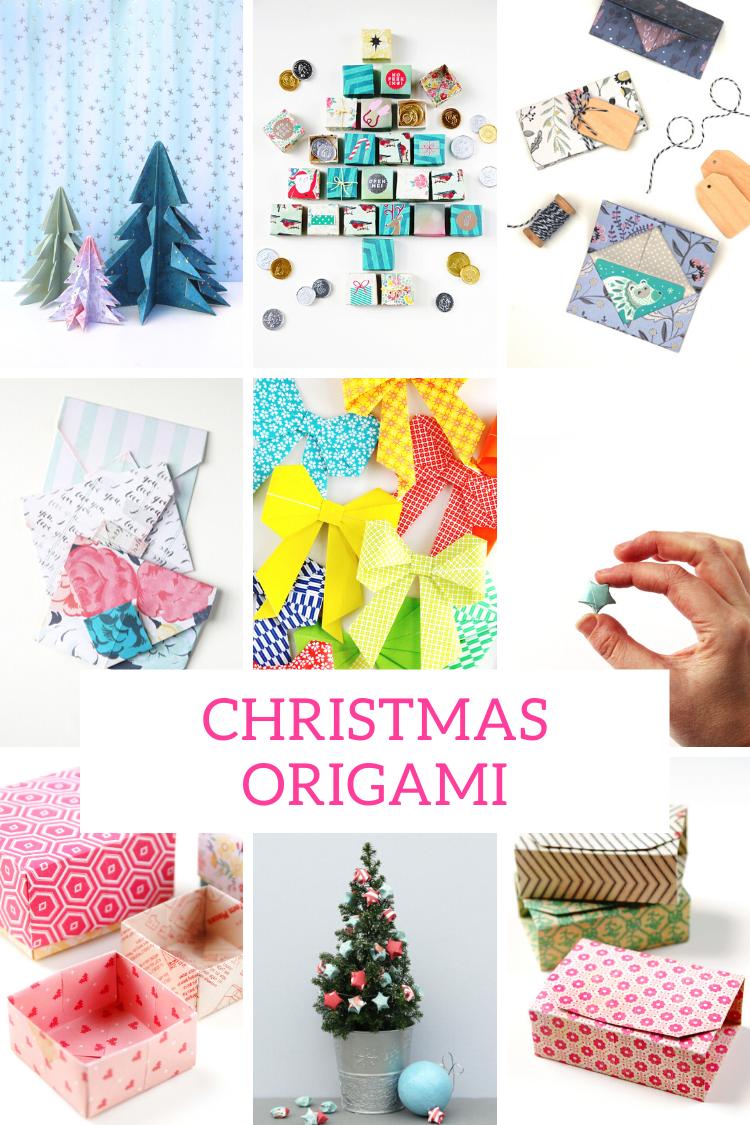 Photo of Christmas Origami — Gathering Beauty