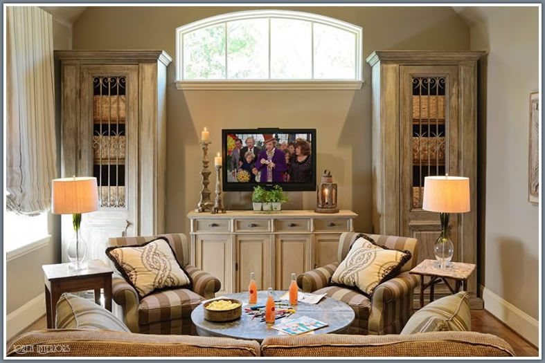 Houston Interior Design Loren Interiors Home Room Design Family Room Layout Narrow Living Room
