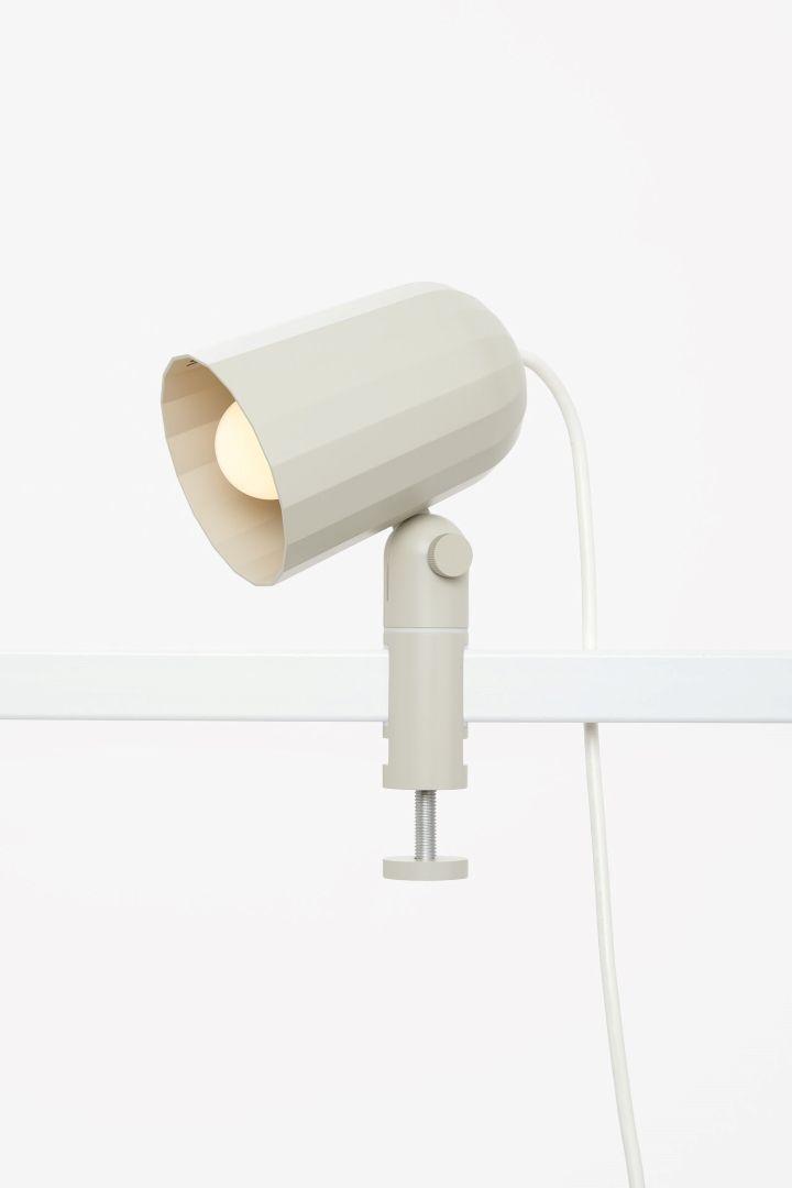 Hay Noc Clip Lamp Clamp Vintage Decor