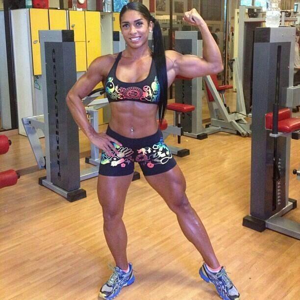 Gym Muscle Bodybuilding Black Mesh Fitness Power Lifting: Gal Ferreira Yates